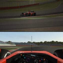 rFactor 2: Marussia Boot Camp at Silverstone