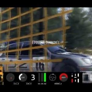 Dirt Rally Peugeot 306 Maxi Suède Stor-Jangen Sprint Reverse (24ème temps)