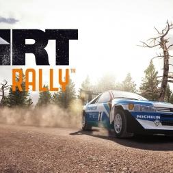 DiRT Rally - Pikes Peak (Gravel) - Peugeot 405 T16 PP - WR 08:13.096