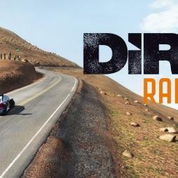 DiRT Rally - Pikes Peak - Peugeot 208 T16 PP - 07:59.530