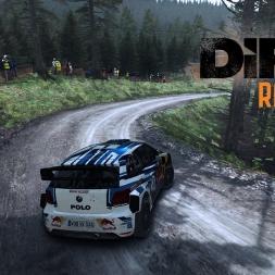 DiRT Rally - Fferm Wynt - Volkswagen Polo R WRC - #3 02:44:976