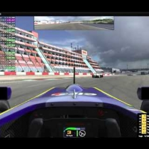 iRacing AOR Formula Renault 2.0 - Round 6 at Nurburgring