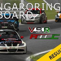VSR HTCC 2014 | RACE07 |  Hungaroring | Balazs Toldi OnBoard