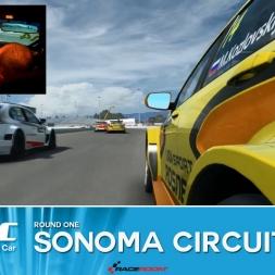 Raceroom R3E WTCC Championship Round 1 Sonoma