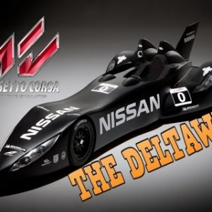 ASSETTO CORSA, MODS, NISSAN DELTAWING