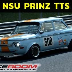 Raceroom - NSU Prinz TTS - 100 car grid @ Nordschleife