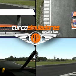 One Lap, four cameras and some rfactor 2 love