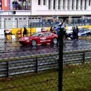 WTCC 2011 | Hungaroring | Race 2 | RED FLAG