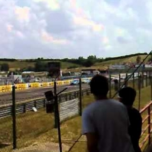 WTCC 2011 | Hungaroring | Race 1 | Start