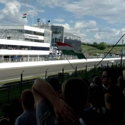 WTCC 2012 Hungaroring | Race 2 | Formation Lap + Start