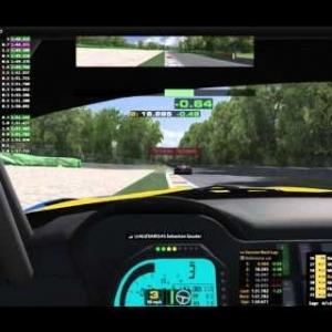 iRacing Blancpain GT3 Sprint Series at Monza