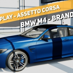 Assetto Corsa - BMW M4 - Brands Hatch
