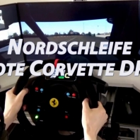 Assetto Corsa - Nordschleife - Coyote Corvette DP HD