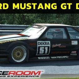 Raceroom - Ford Mustang GT DTM at Nordschleife