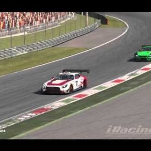 IRACING:BLANCPAIN ENDURANCE SERIES @ MONZA