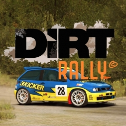 DiRT Rally - Seat Ibiza in Germany