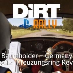 DIRT Rally PS4 - 1960s Open Championship 1