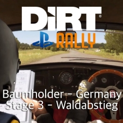 DIRT Rally PS4 - 1960s Open Championship 3