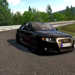 ASSETTO CORSA-Audi RS4 B7 PREVIEW (WIP)