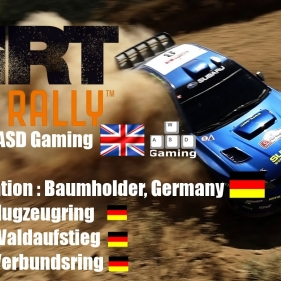 DiRT Rally | Germany - 3 Stage Master Rally | Ford Focus WRC 2001 @ 4K
