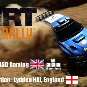 DiRT Rally | England - Master Rallycross | VW Polo @ 4K