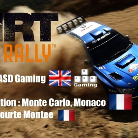 DiRT Rally | France - Single Stage Master Rally #1 | Citroen C4 WRC 2010 @ 4K