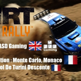 DiRT Rally | France - Single Stage Master Rally #2 | Subaru Impreza 2001 @ 4K