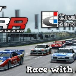 RaceRoom Racing | Singleplayer | GTO Classics @ Circuit Park Zandvoort