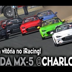 iRacing - Mazda MX-5 @ Charlotte Road Course