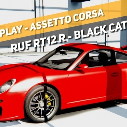 Assetto Corsa - RUF RT12 R - Black Cat County
