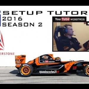 [Tutorial Setup iRacing] Formula Renault 2.0 @ Silverstone
