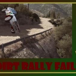 Dirt Rally Fails 1