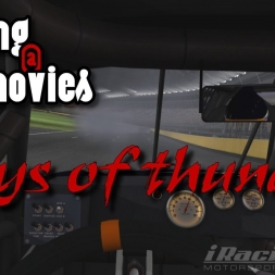 Iracing meets the movies - Days of thunder