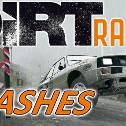 DiRT Rally Crashes Special - Barrel Rolls - Stunts - Jumps - Fun