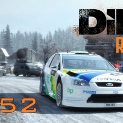 DiRT Rally Gameplay: Sliding into 1st - Episode 52