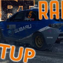 DiRT Rally Top 50 with Controller - Subaru WRX STI 2011 - Setup Sunday