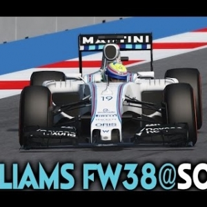 Assetto Corsa - Williams FW38 @ Sochi