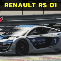 Assetto Corsa  - Renault RS 01 at Spa-Francorchamps
