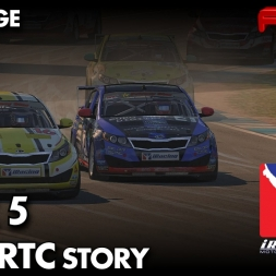The Beauty of BSRTC - My Story | Week 5 | Donington Park