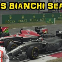 F1 2015 Jules Bianchi Season - Race 4 - China