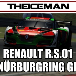 Assetto Corsa Renault R.S.01 onboard Nürburgring GP (GT)