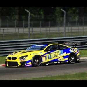 BMW M6 GT3 @ Monza Assetto Corsa