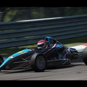 Baseline setups: Formula Rookie