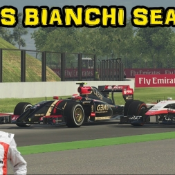 F1 2015 Jules Bianchi Season - Race 5 - Spain