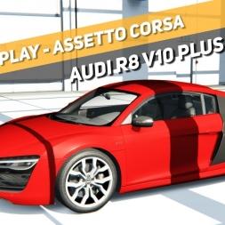 Assetto Corsa - Audi R8 V10 Plus - Monza