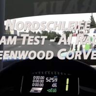 R3E - Nordschleife - Greenwood Corvette - Cam Test - AI Race