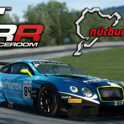 RaceRoom Racing | Bentley Continental GT3 @ Nordschleife 24h