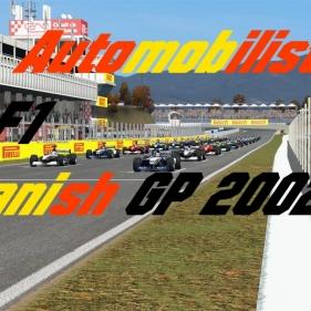 Automobilista // #Remake History# // Barcelona GP 2002