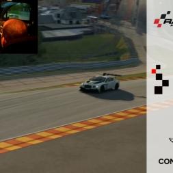 Bentley Continental GT3 @ Spa in Raceroom R3E