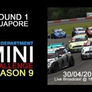 MINI Challenge | Round 1 Guaporé